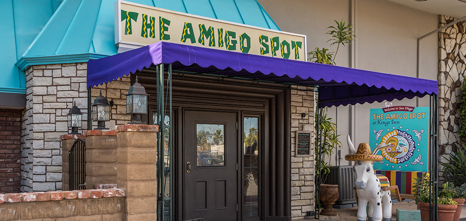 Our Friendly Amigo Spot Staff Welcomes You!